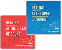 Music for Healing at the Speed of Sound