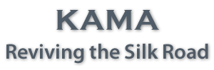 KAMA: Reviving the Silk Road