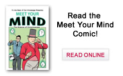 Meet Your Mind Comic