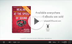 eBook Trailer - Healing at the Speed of Sound